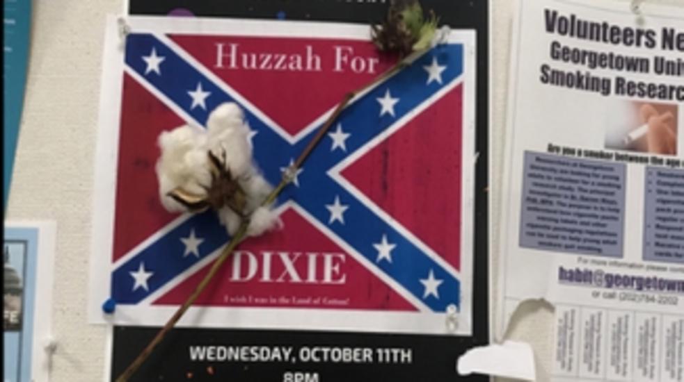 Huzzah for Dixie