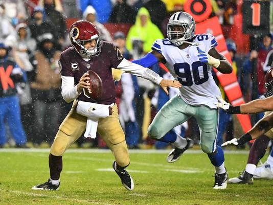 Injuries Pile Up as Cowboys Defeat Redskins