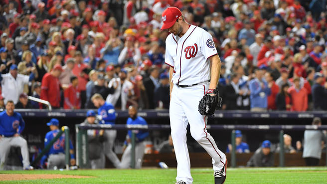 Agony Again for Nats Fans