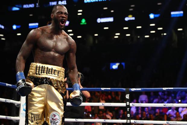 Deontay Wilder Destroys Bermane Stiverne, Retains WBC Heavyweight Title