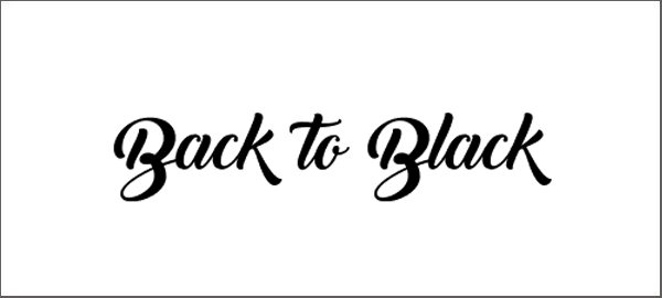 Return of the Black