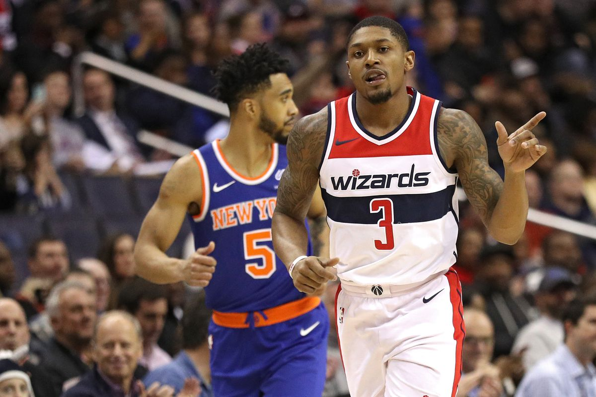 What Exactly Are The Washington Wizards?