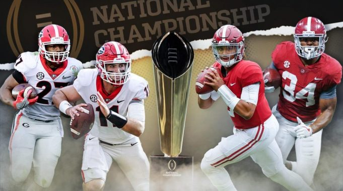 Alabama Defeats Georgia in Instant Classic National Championship Game
