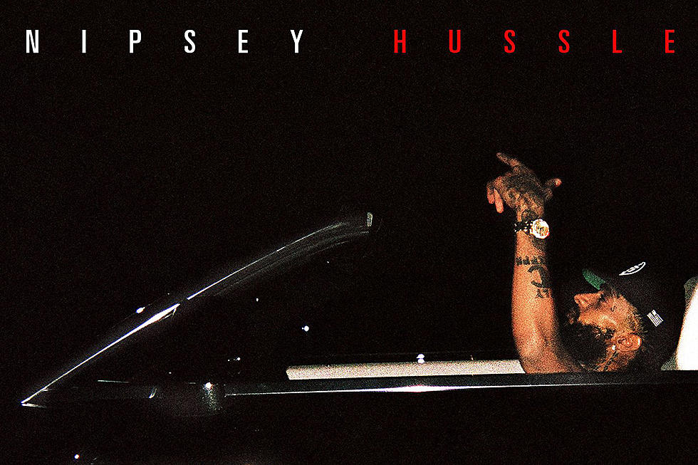 """Nipsey Hu$$le is Victorious on """"Victory Lap"""""""