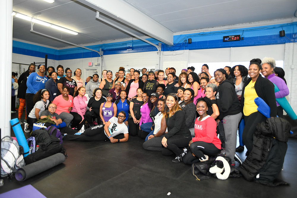 Lifting and Leading The Way with Black Girls Lift and Ernestine Shepherd