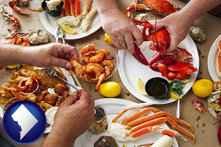 Finally, SEAFOOD SEASON has arrived in DC!