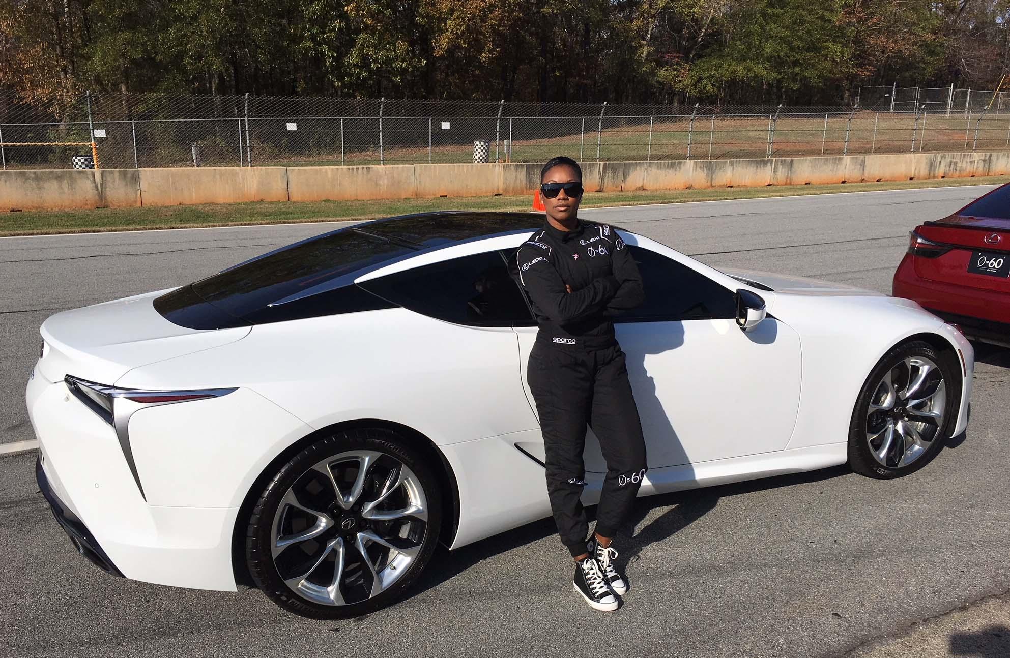 Automotive Rhythms Presents Lexus 0-60 Celebrity Racing Series: Road Atlanta