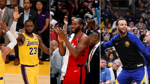 NBA Season Preview – Top Ten Tuesdays Edition