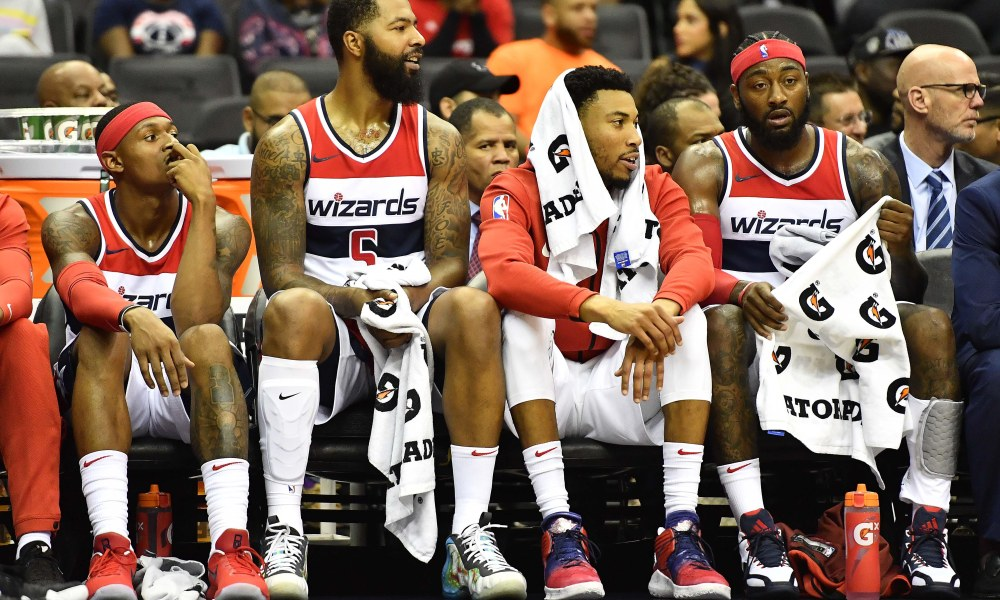 Top Ten Reasons Why The Wizards Suck Ass
