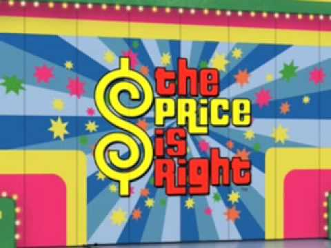 How I Won It All on The Price is Right!