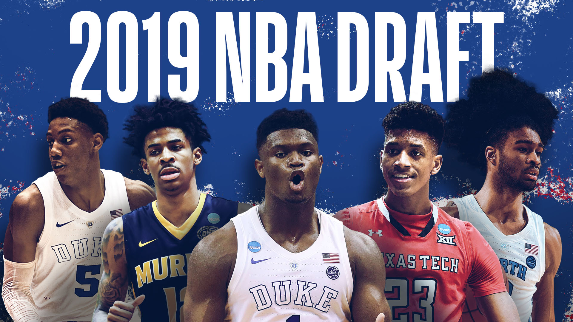 Five Intriguing Prospects for the 2019 NBA Draft not named Zion or Ja