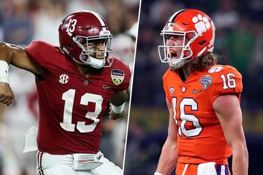 Can Anyone Challenge Clemson and Alabama?