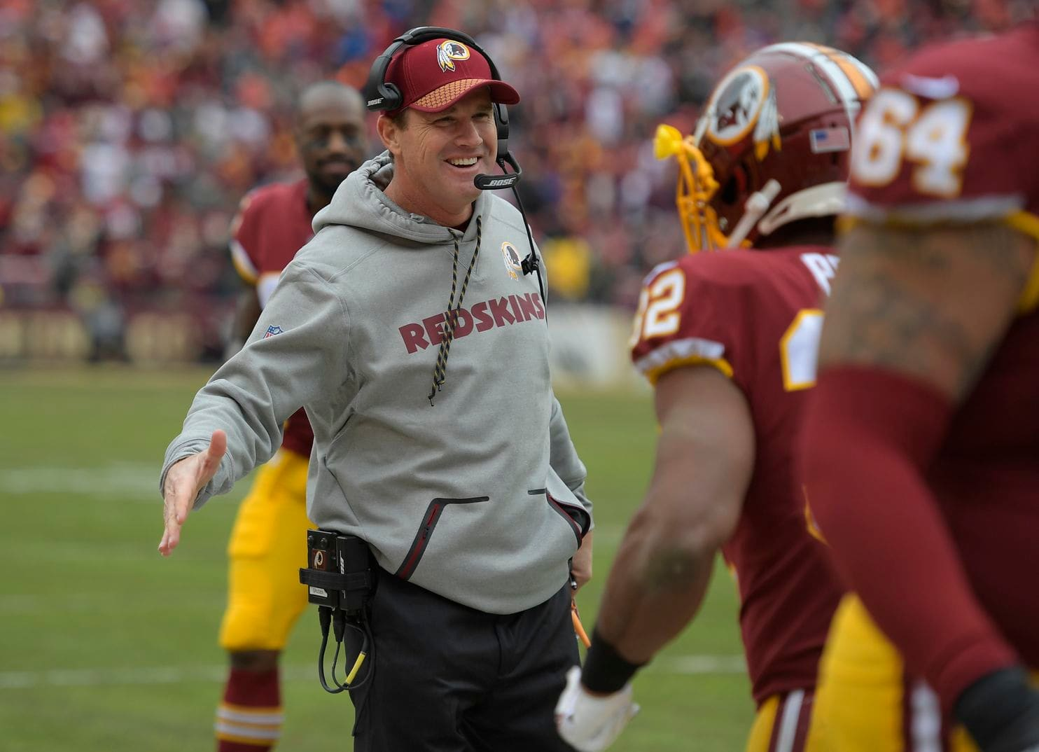 Gruden's Last Stand?