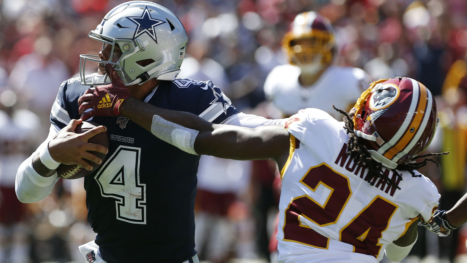 Washington Loses Again to Dallas as Questions Are Never Answered