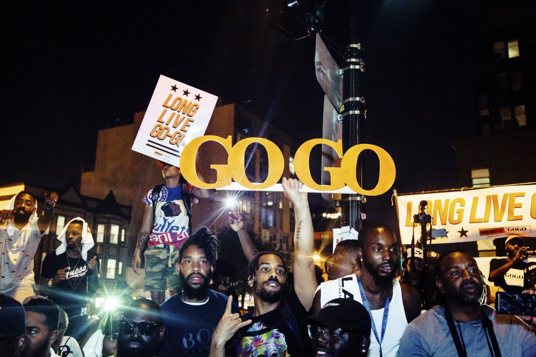 We Need Your Help! The Go-Go Official Music of DC Act Hearing This Wednesday.