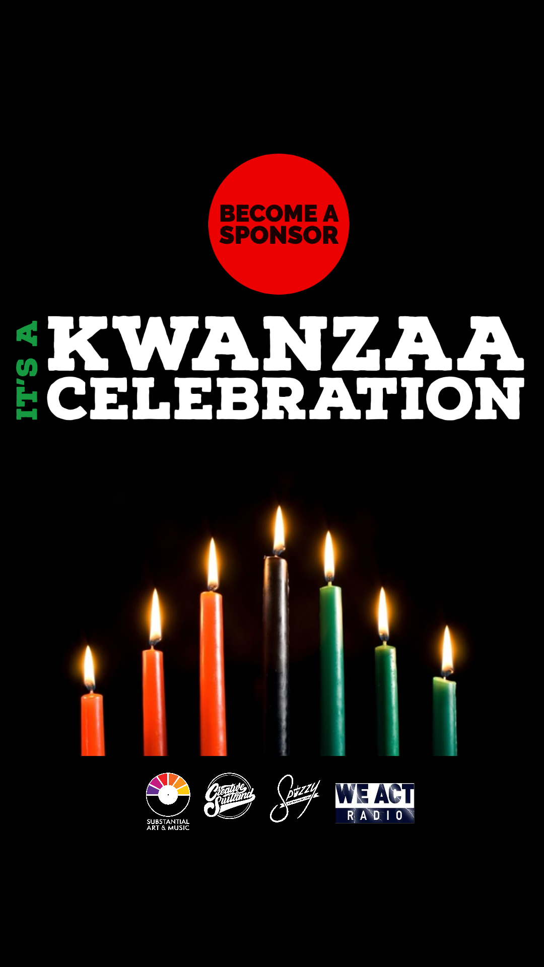 PG County Arts Center Brings Kwanzaa to Homes Across the DMV