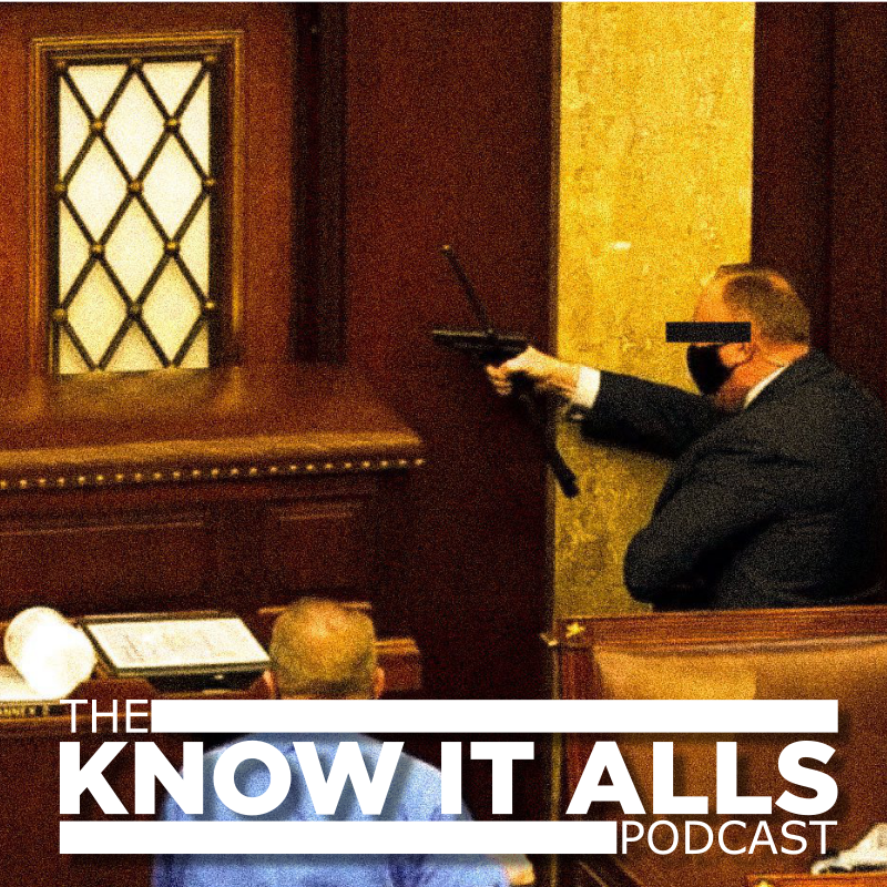 """The Know It Alls Podcast Episode 61 – """"Underarms and Under Armour"""""""
