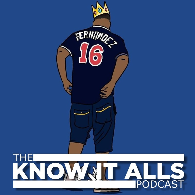 """The Know It Alls Podcast – Episode 64 """"Diego's Birthday Extravaganza"""""""