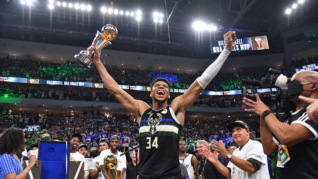 Bucks win NBA Title and The Greek Freak Changes The Narrative