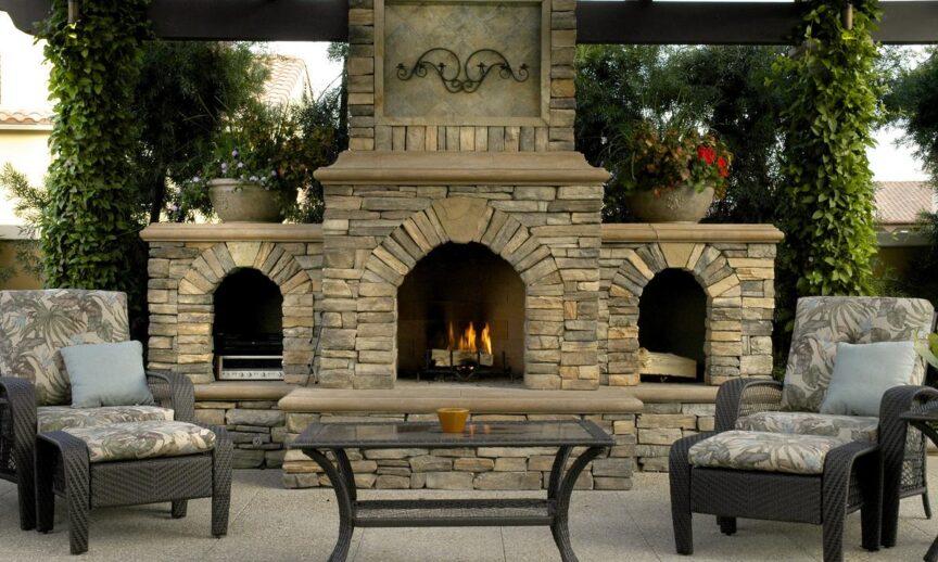 ES_Rustic Ledge_Sequoia_Ext_Outdoor Fireplace_03