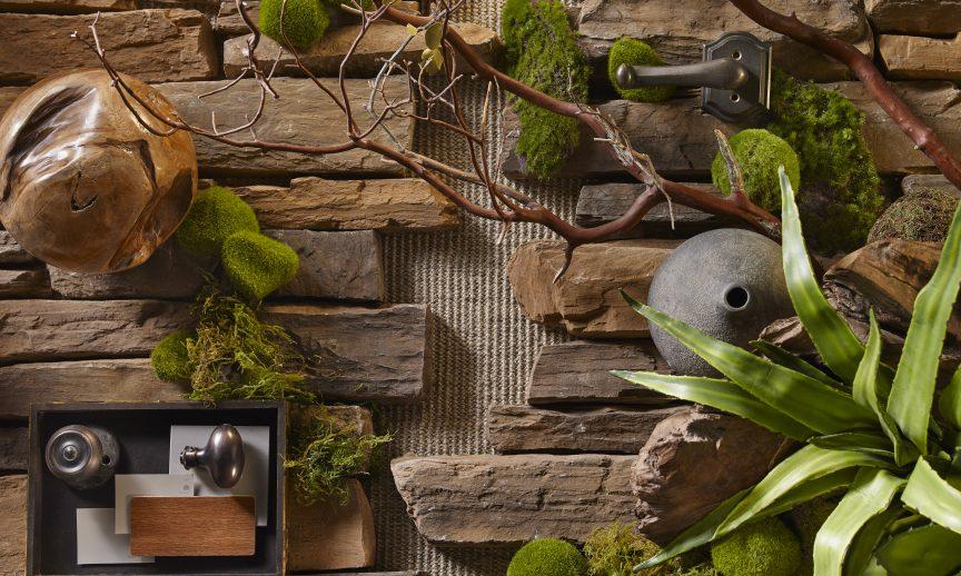 Rustic Ledge - Sequoia - Moodboard