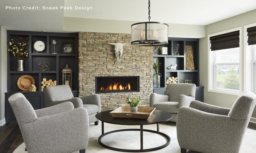 ES_Stacked Stone_Nantucket_Living Room Fireplace_Photo Credit SNEAK PEEK DESIGN 2 - with photo credit