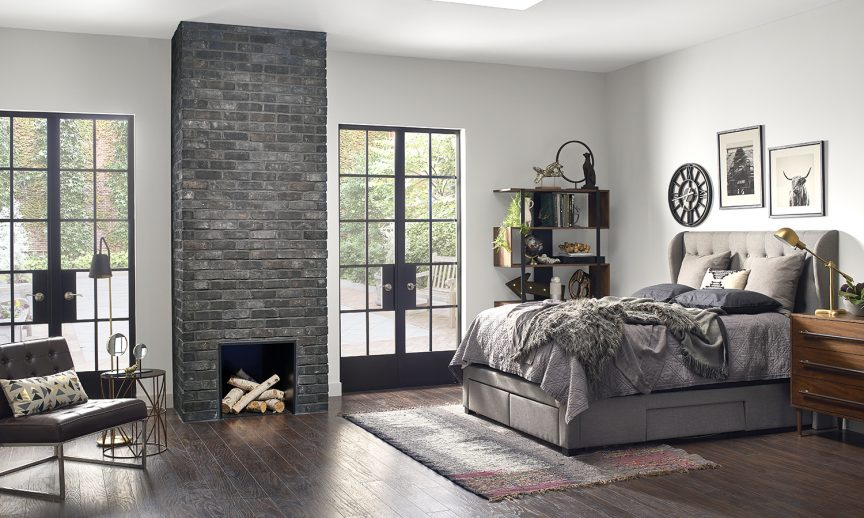 TundraBrick - Ironside - Bedroom