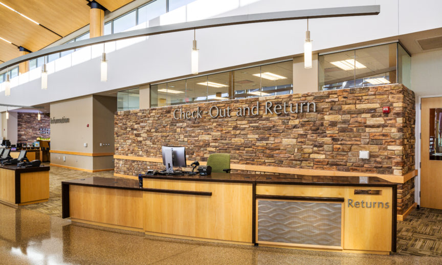 Laurel Library, Laurel, MD