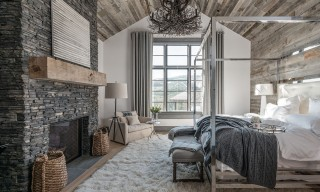 ES_Stacked Stone_Chapel Hill_int_Byrne_bedroom fireplace