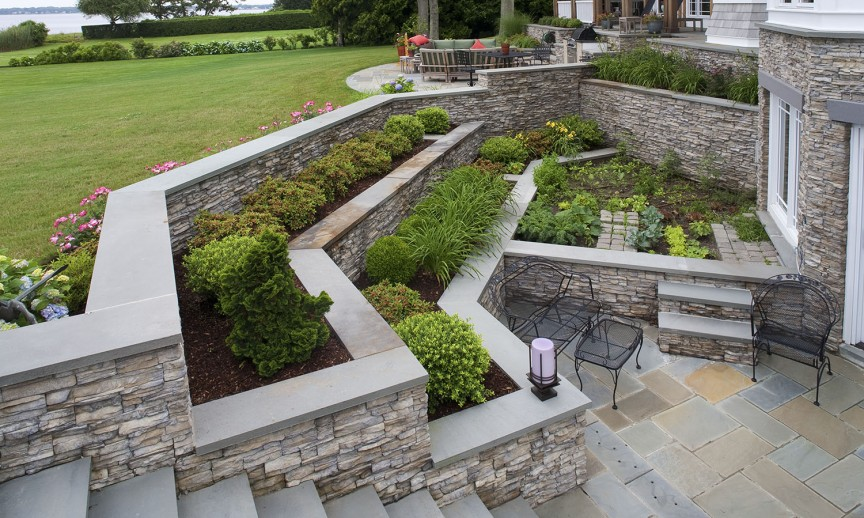 ES_Stacked Stone_Nantucket_Ext_Carr Residence_patio