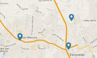 Dealer locations