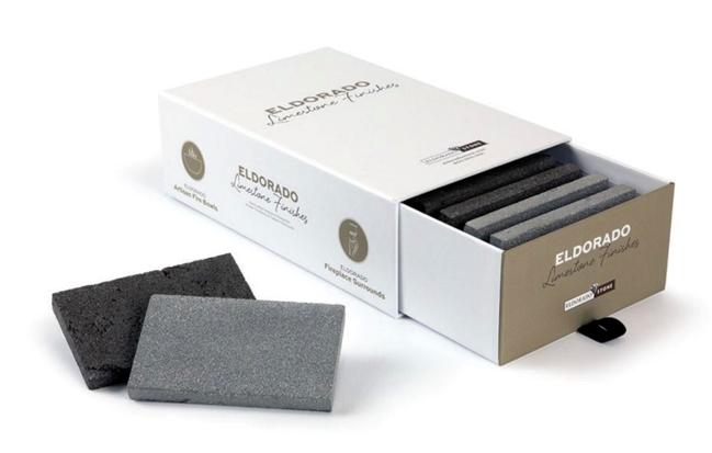 Limestone Sample Boxes