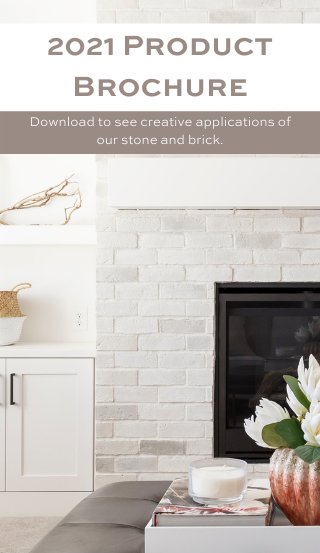 Download to see creative applications of our stone and brick.