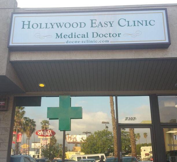 Medical Marijuana Card Doctors Hollywood Los Angeles California