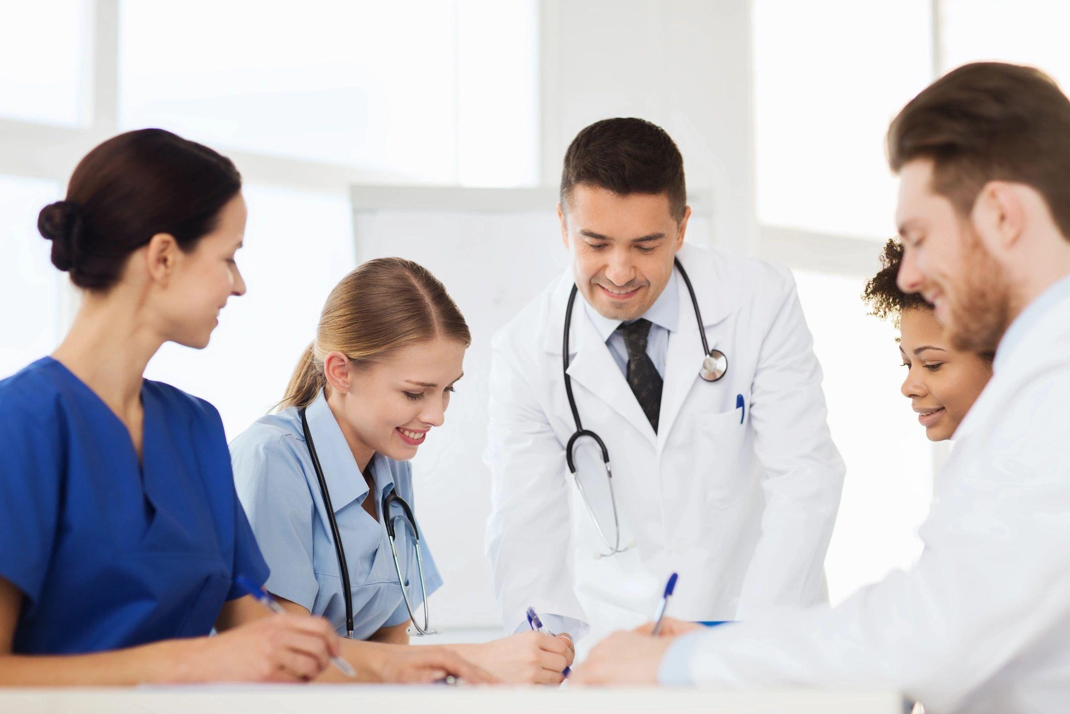 Professional medical marijuana doctor
