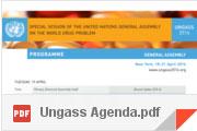 UNGASS-agenda
