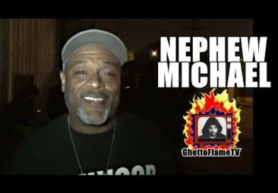 Nephew Michael Talks Music, Family, Changing His Life & More…
