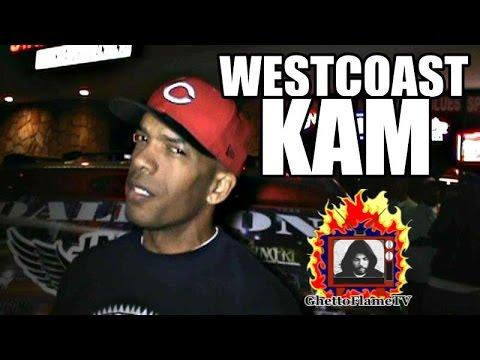 WestCoast Kam Talks Mutual Respect & Fruit Pruno Albums
