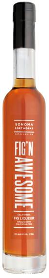 Fig'N Awesome Fig Liqueur