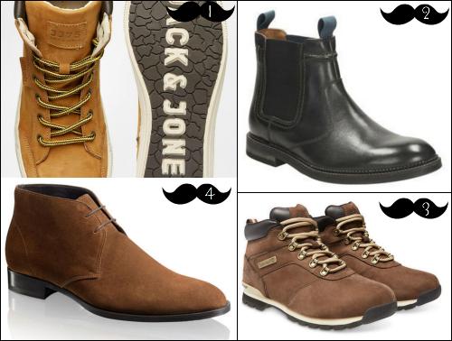 Timberland, Clarks, Russell & Bromley, Jack & Jones, Boots, Mens, Footwear, Winter, Blog A Book Etc, Fay
