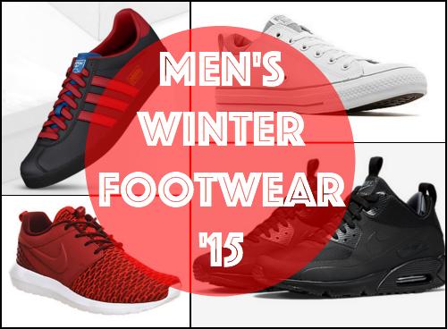 Mens, Winter, Fashion, Footwear, Adidas, Converse, Nike, Blog A Book Etc, Fay
