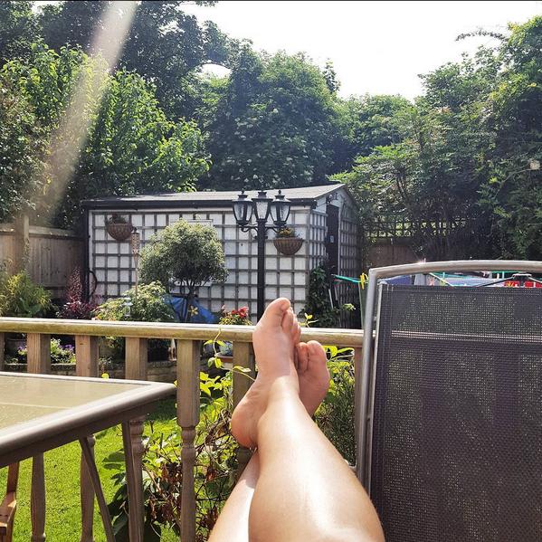 Happy Feet, Instagram, Blog A Book Etc, Fay