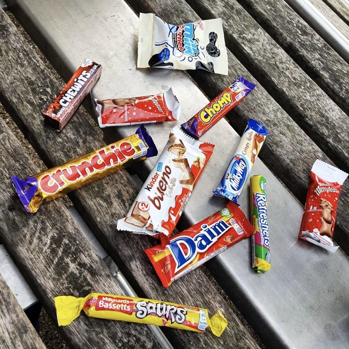 Sweeties, Sweets, Sweet treats, Chocolate, Maynards Bassetts, Kinder, Nestle, Cadbury, Treats, Foodie, Foodgasm,, London, Blog A Book Etc, Fay, Fit or Fat