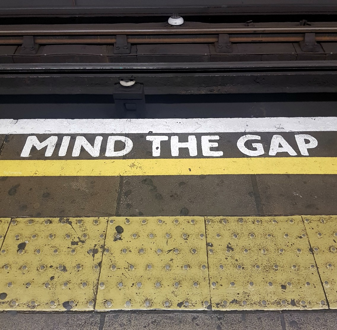 International Women's Day 2018, International Women's Day, Woman's History Month, Mind The Gap, London Underground