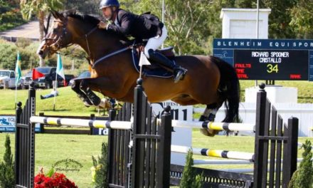 Richard Spooner and Cristallo Win the $60,000 Grand Prix of California