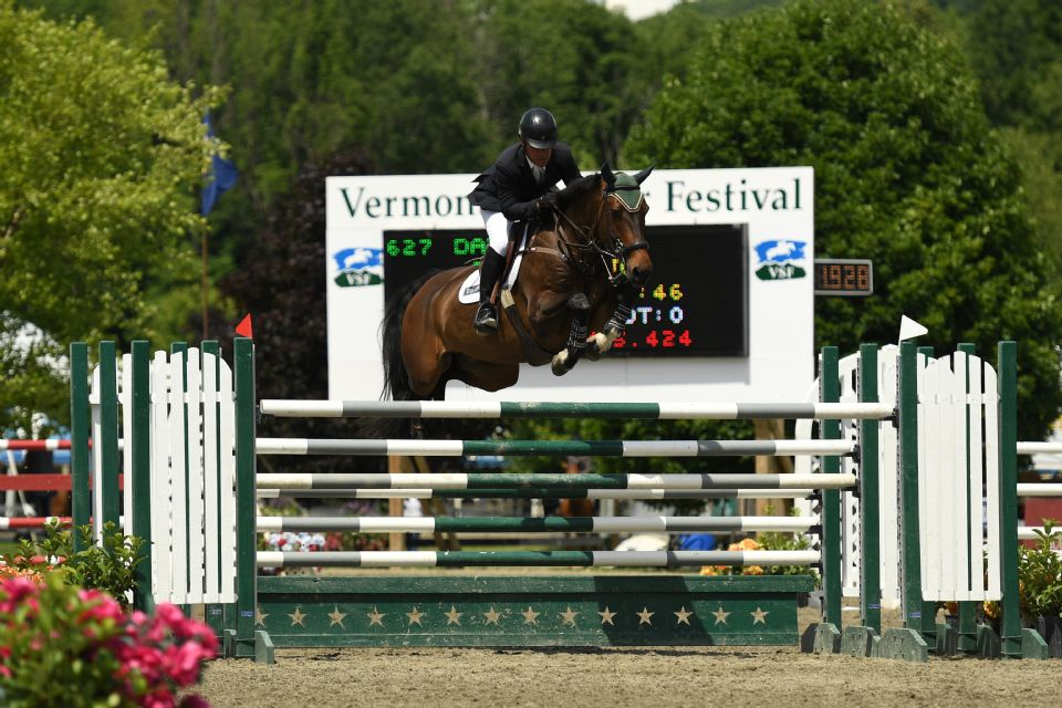 Vermont Summer Festival Returns with Dynamic Schedule of Hunter, Jumper, and Equitation Offerings