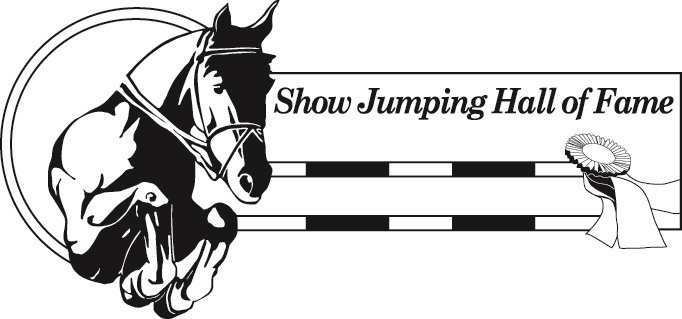 Show Jumping Hall Of Fame Logo