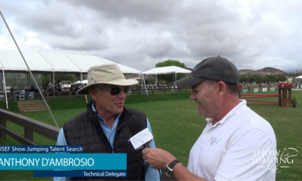 Learn About The USEF Show Jumping Talent Search