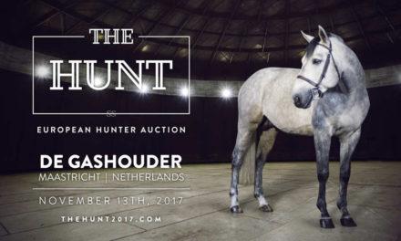 First Ever European Hunter Auction