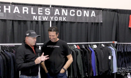 Catching Up With Charles Ancona